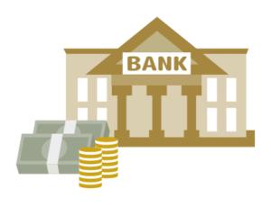 借入金と自己資金